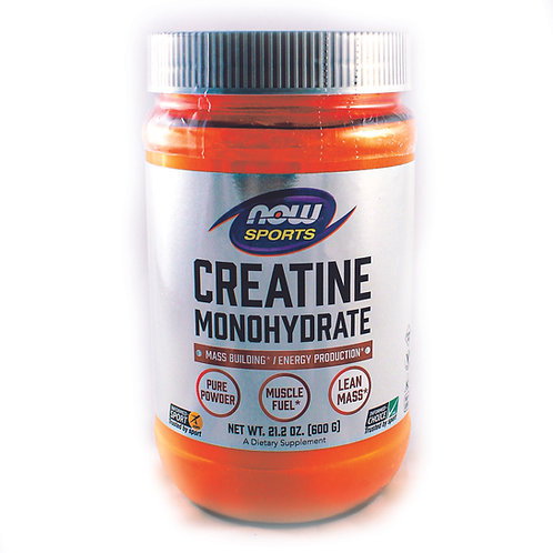 Creatine Monohydrate by Now Sports