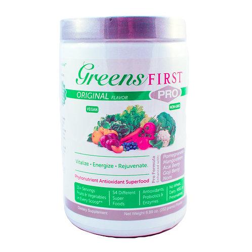 Greens First Pro Original Flavor