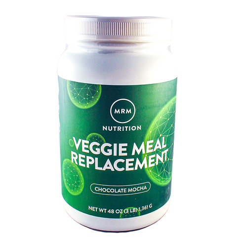 Veggie Meal Replacement Chocolate Mocha 3lbs
