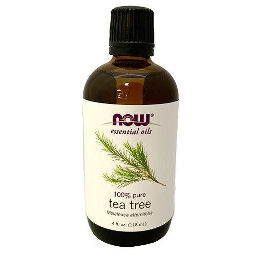 100% Pure Tea Tree Oil 4fl.oz.