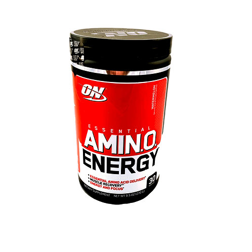 Amino Energy (Watermelon Flavor) 30 serving by Optimum Nutrition