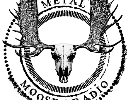 This Monday (11/16) on Metal Moose Radio, Join the Moose Heads 9am CST / 3pm GMT