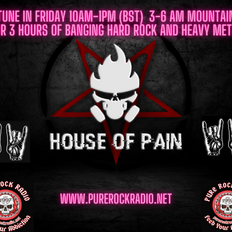 Catch Boy Pain Friday 30th for 3 hours of the Underground Unsigned artists 3-6 mt, 9am-12pm UK.