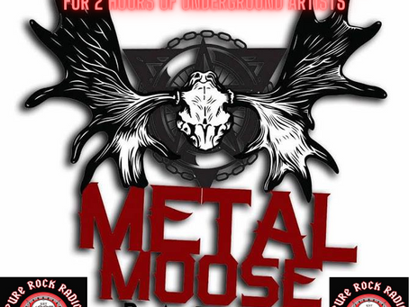 Catch Boy Pain & Metal Moose Radio Monday, Jan. 25th