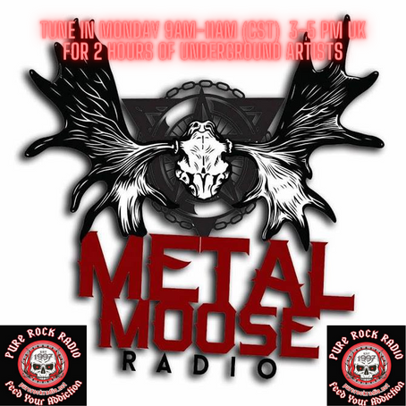 Mooooose Heads, this Monday's MMRS is a corker \m/ \m/ (Mar 8)
