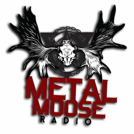 Moose Heads, catch Boy Pain and the Metal Moose Radio Show Monday 9th Nov