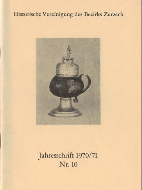 Heft-A5 1970-71/Nr 10