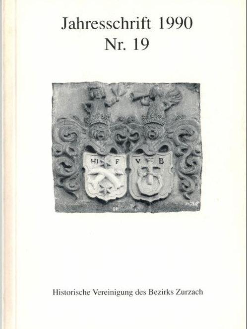Heft-A5 1990/Nr 19