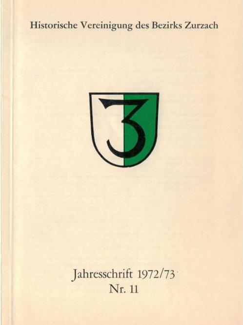 Heft-A5 1972-73/Nr 11