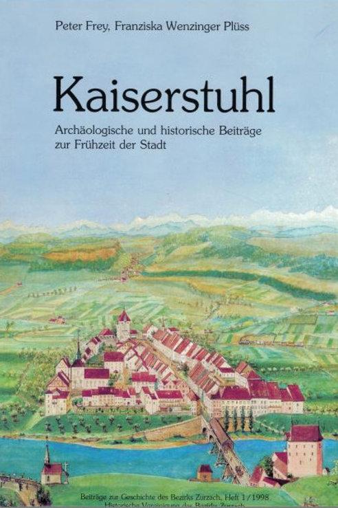 Heft 1/1998; Kaiserstuhl, archäologische und historische Beiträge