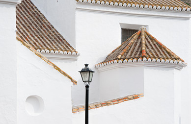 Abstract Photograph in Mijas, Spain