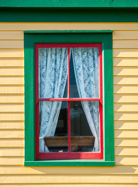 Window - Bonavista, Newfoundland