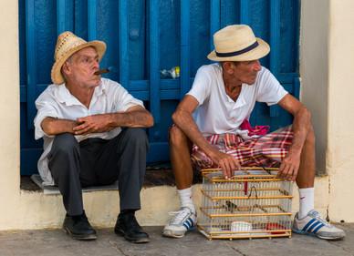 Dos Amigos - Trinidad, Cuba