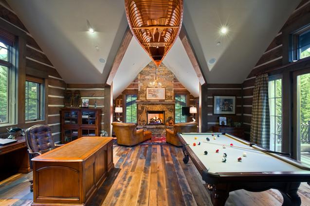 Office and Billiard Room - Arrowhead Mountain Club, Colorado
