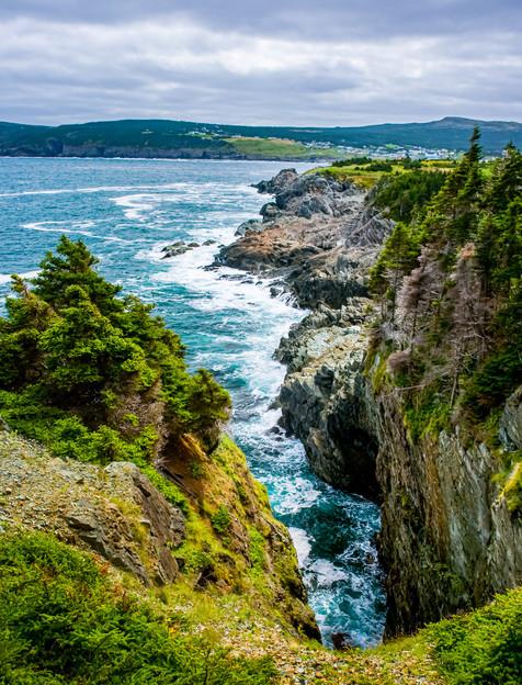Along Cape St. Francis - Newfoundland
