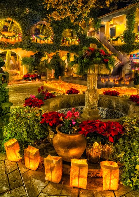 Tlaquepaque Christmas - Sedona