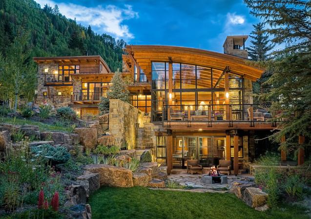 Architectural Exterior - Vail, Colorado