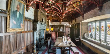 Bunratty Castle Interior - County Clare