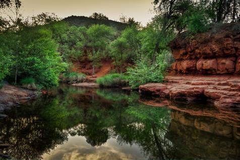 Evening Solitude - Beaver Creek