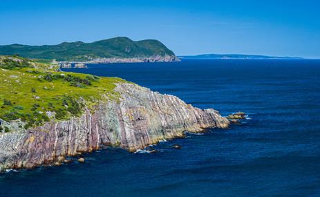 A Beautiful Day Along the Avalon - Near Ferryland, Newfoundland