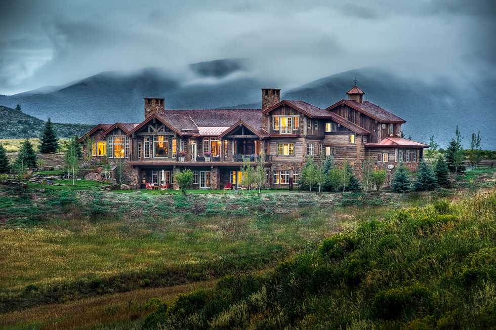 Architectural Exterior - Creamery Ranch, Colorado