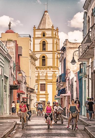 The Streets of Camaguay - Camaguay, Cuba