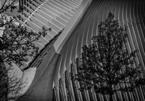 Architectural Abstract - New York, NY