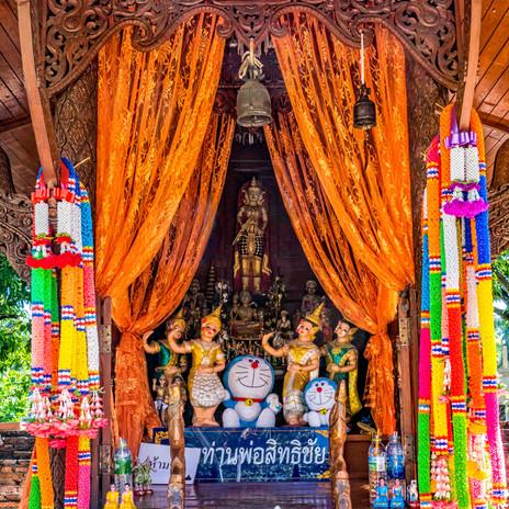 Ghost Temple - Ayyuthyya