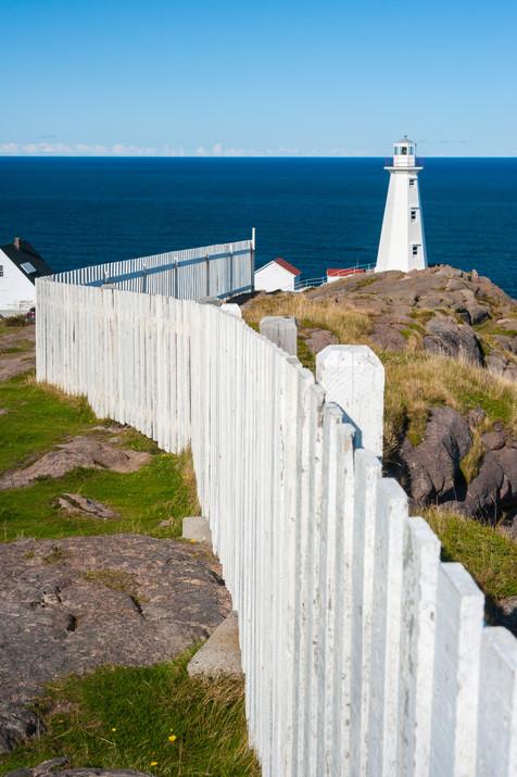 Cape Spear Lighthouse - St. John's, Newfoundland