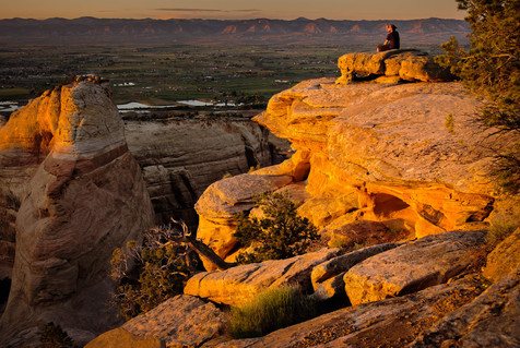Solitude - Colorado National Monument - Fruita, Colorado