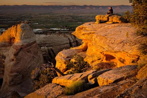 Solitude - Colorado National Monument - Fruita, Colorado