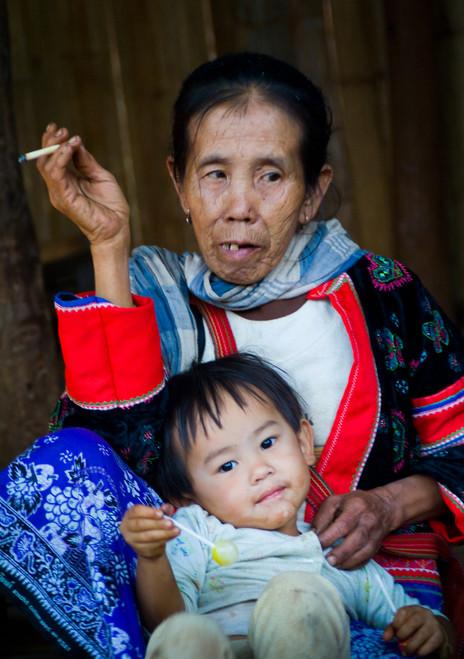 Lisu Pieta - Chiang Mai