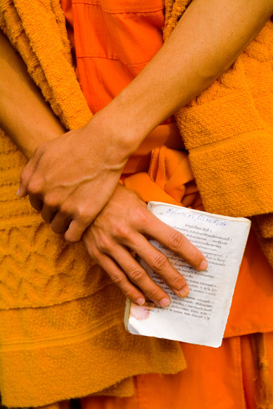 Monk - Tha Ton