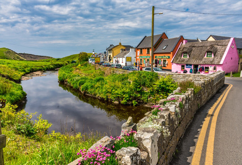 Near Doolin - County Clare