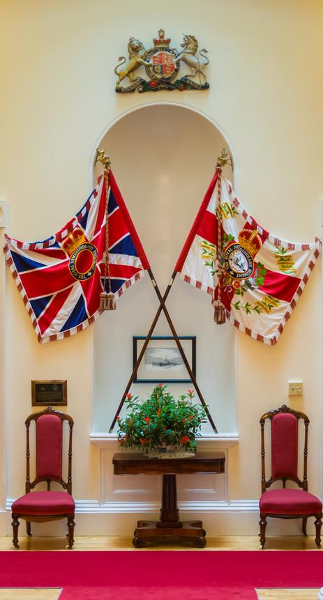 Flags of Newfoundland - St. John's, Newfoundland