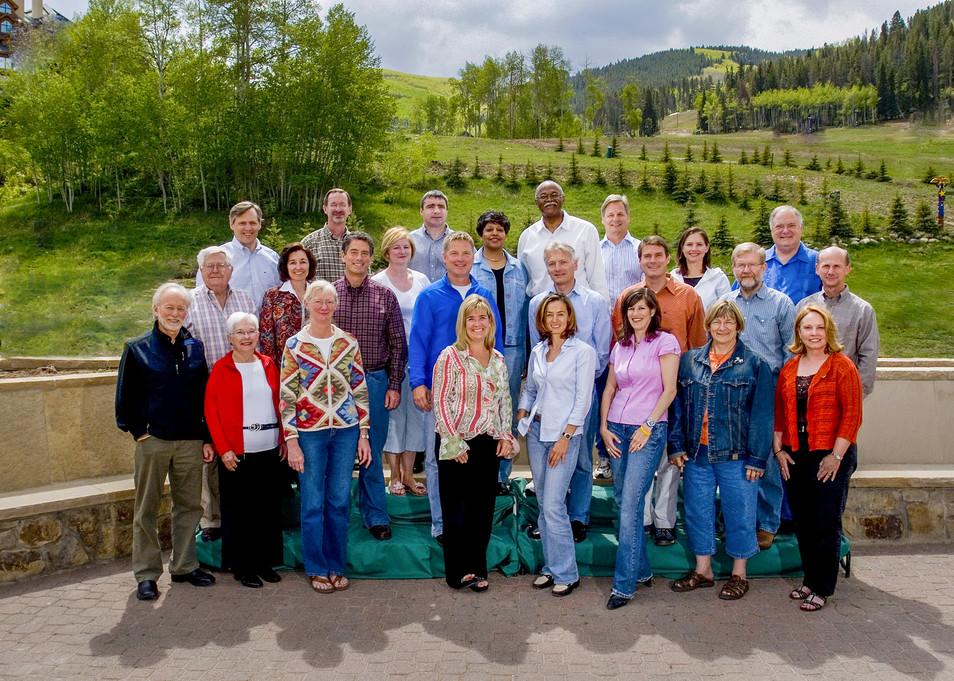 Group Photo Park Hyatt Beaver Creek