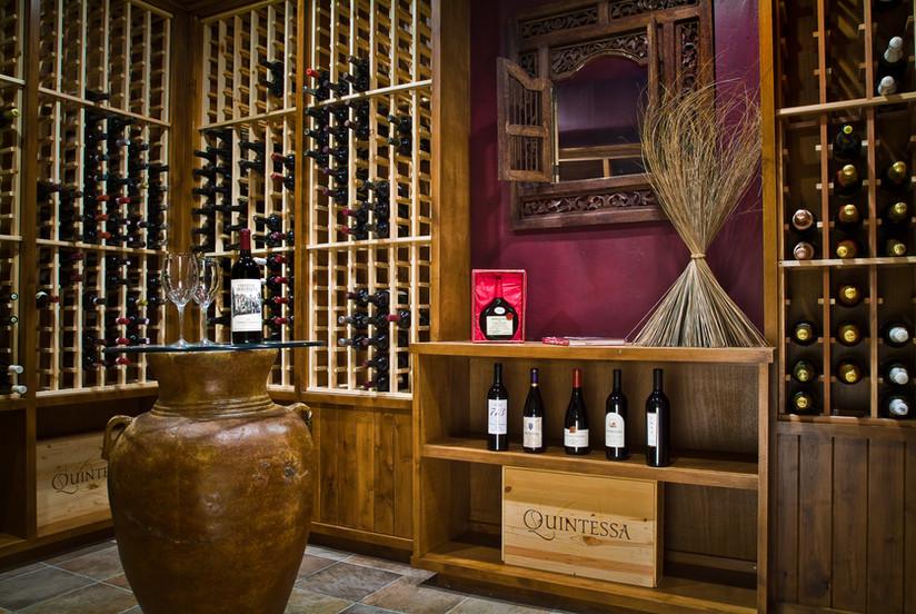 Wine Cellar - Arrowhead, Colorado
