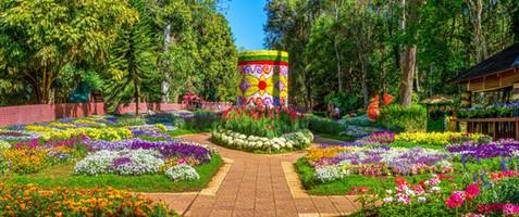 Pyin Oo Lwin Nationa Botanical Gardens - Maymyo