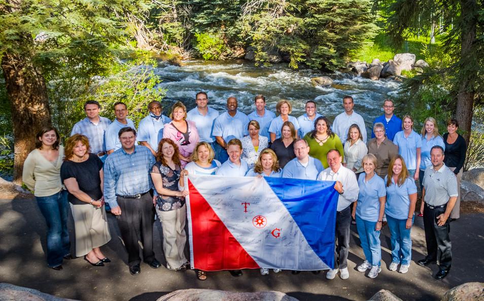 Group Photo Vail, Colorado