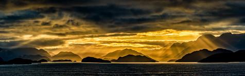 Dusky Sound in Early Morning Light