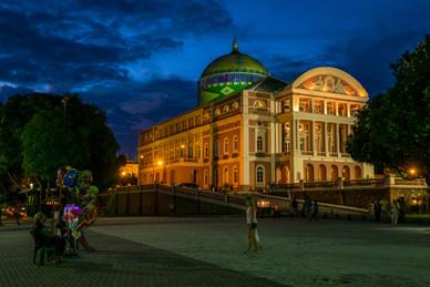 Teatro Amazonas - Manaus' Gorgeous 19th Century Opera House - Manaus, Amazonas, Brazil
