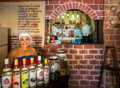 The Bartender - Bayamo, Cuba