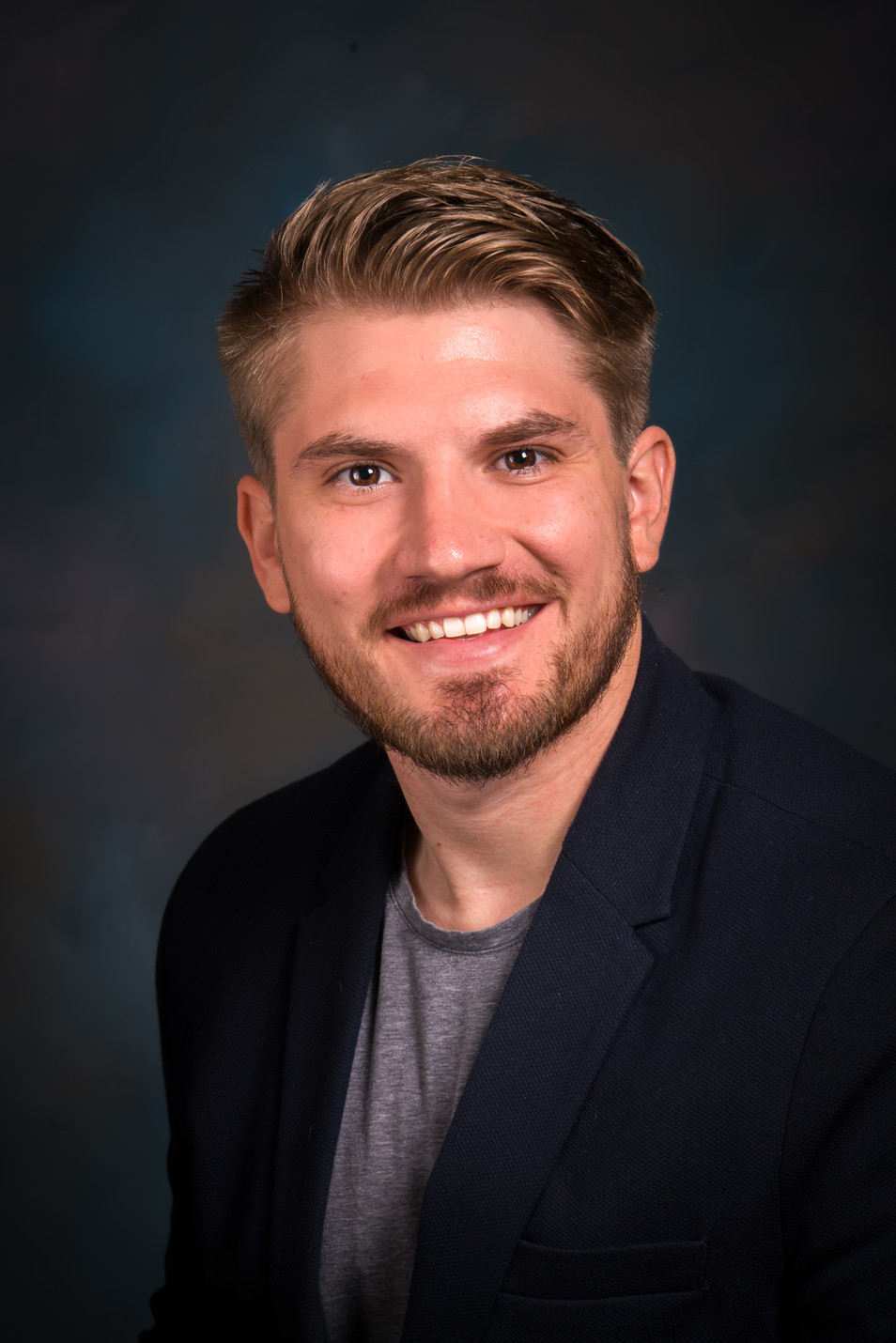 Traditional Headshot During an Event