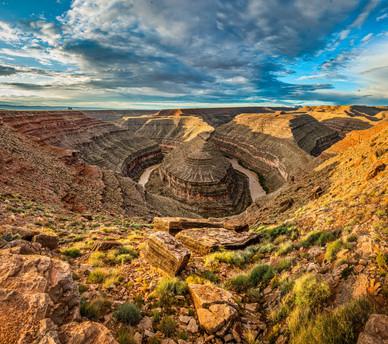 Goosenecks State Park - Mexican Hat, Utah