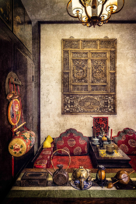 The Seat of the Patriarch - Beijing Hutong, China
