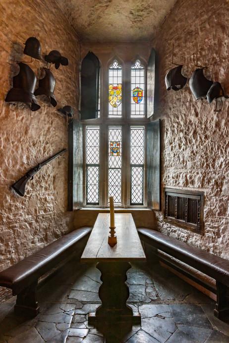 Interior - Bunratty Castle, County Clare