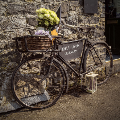 Bicycle - Kells, County Meath