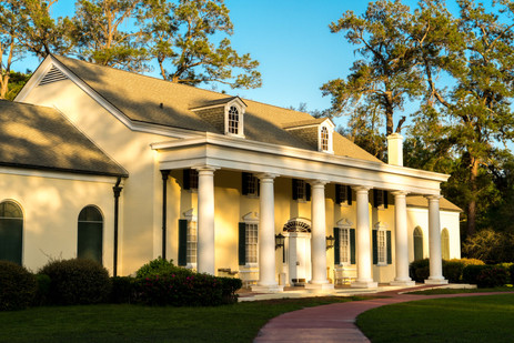 Stephen Foster Museum - Stephen Foster Folk Cultural Park - White Springs, Florida