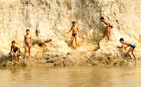 Boys Will Be Boys - River Kok