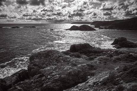 Newfoundland Coastline - Cape Spear, Newfoundland